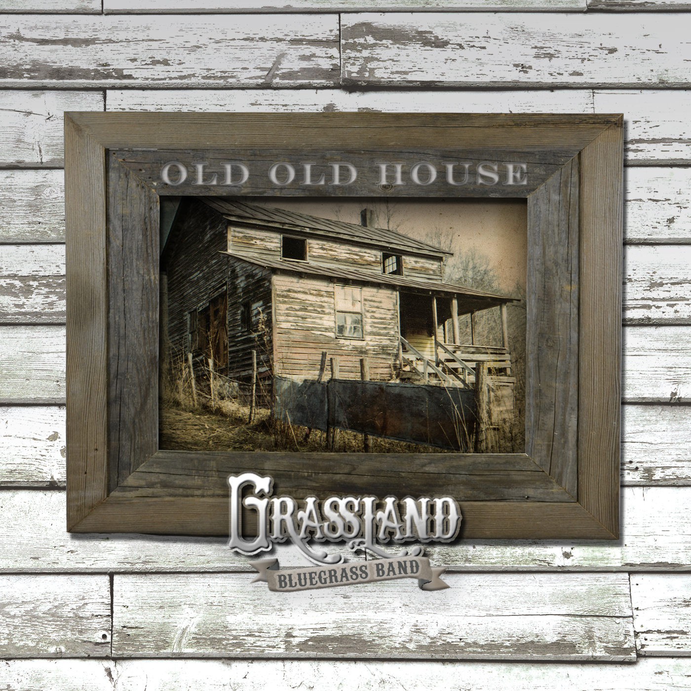 Old old house grassland bluegrass band for Classic house cd